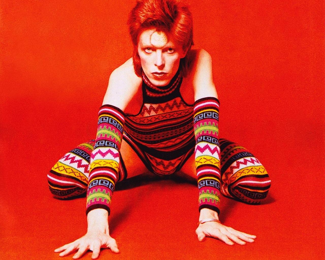 Bowie colours